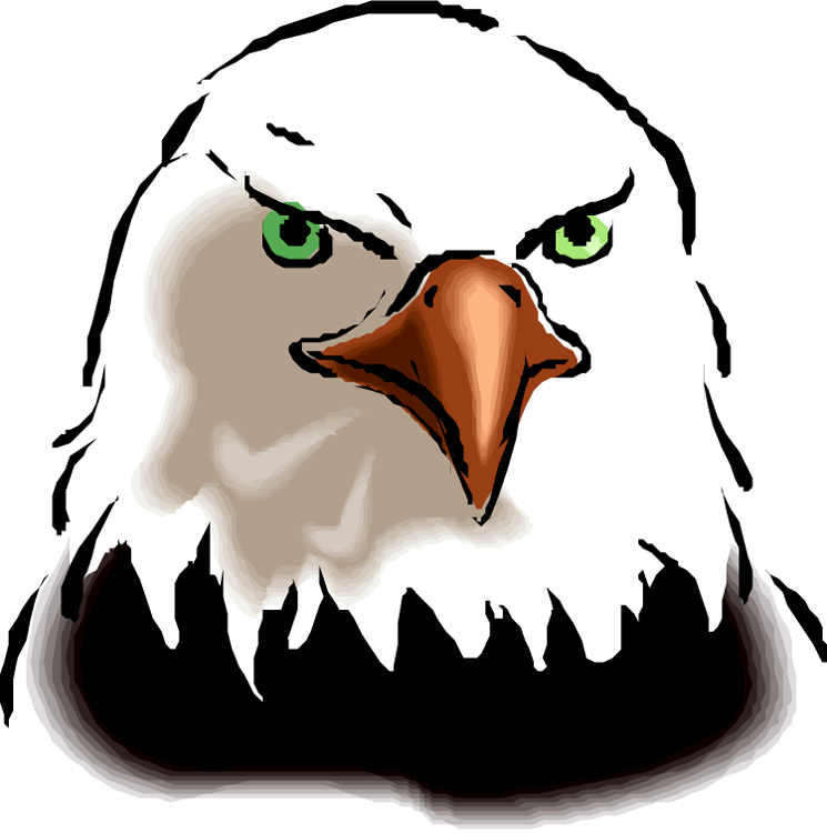 eagle bird clip art - photo #27