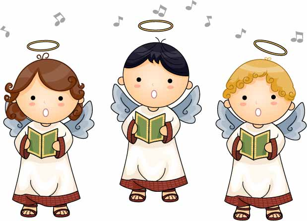 Images Of Cartoon Angels - Cliparts.co