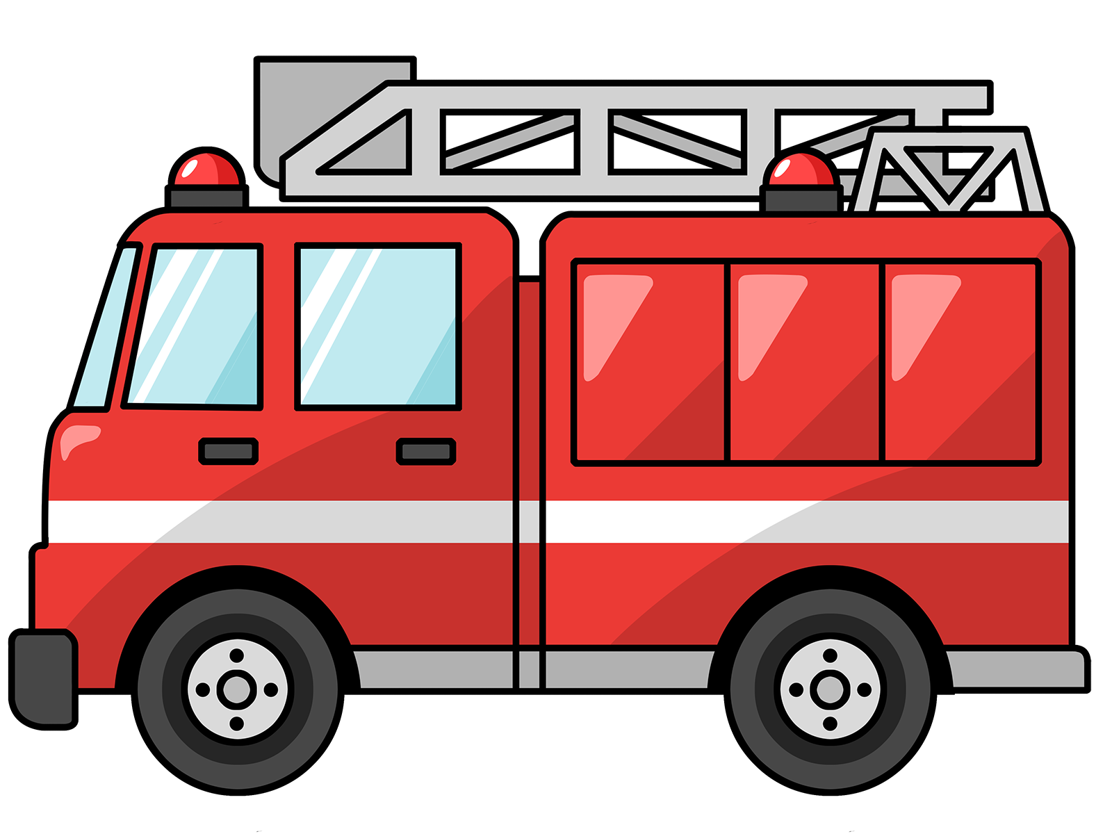 Fire Station Clipart - Cliparts.co