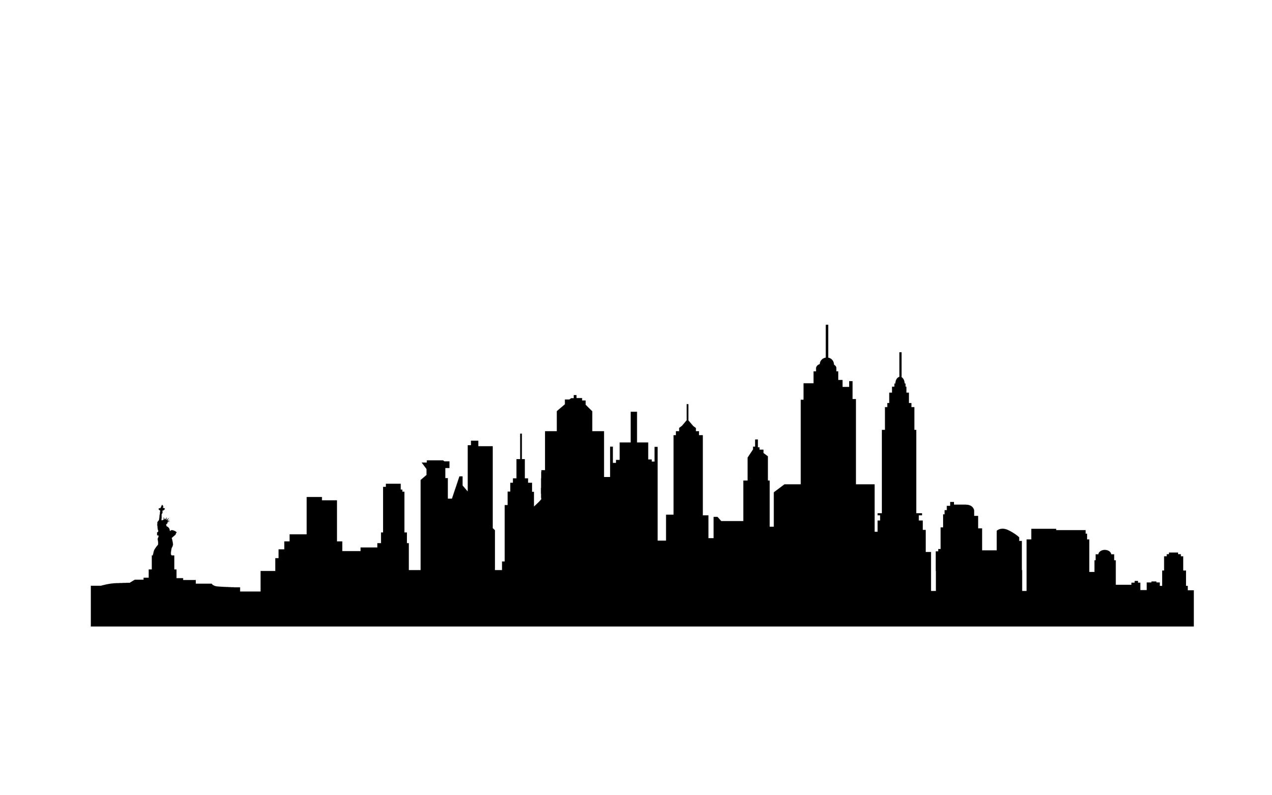 new york city clipart skyline - photo #3