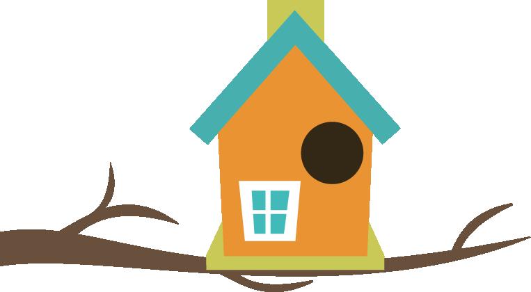 Birdhouse Clipart - Cliparts.co