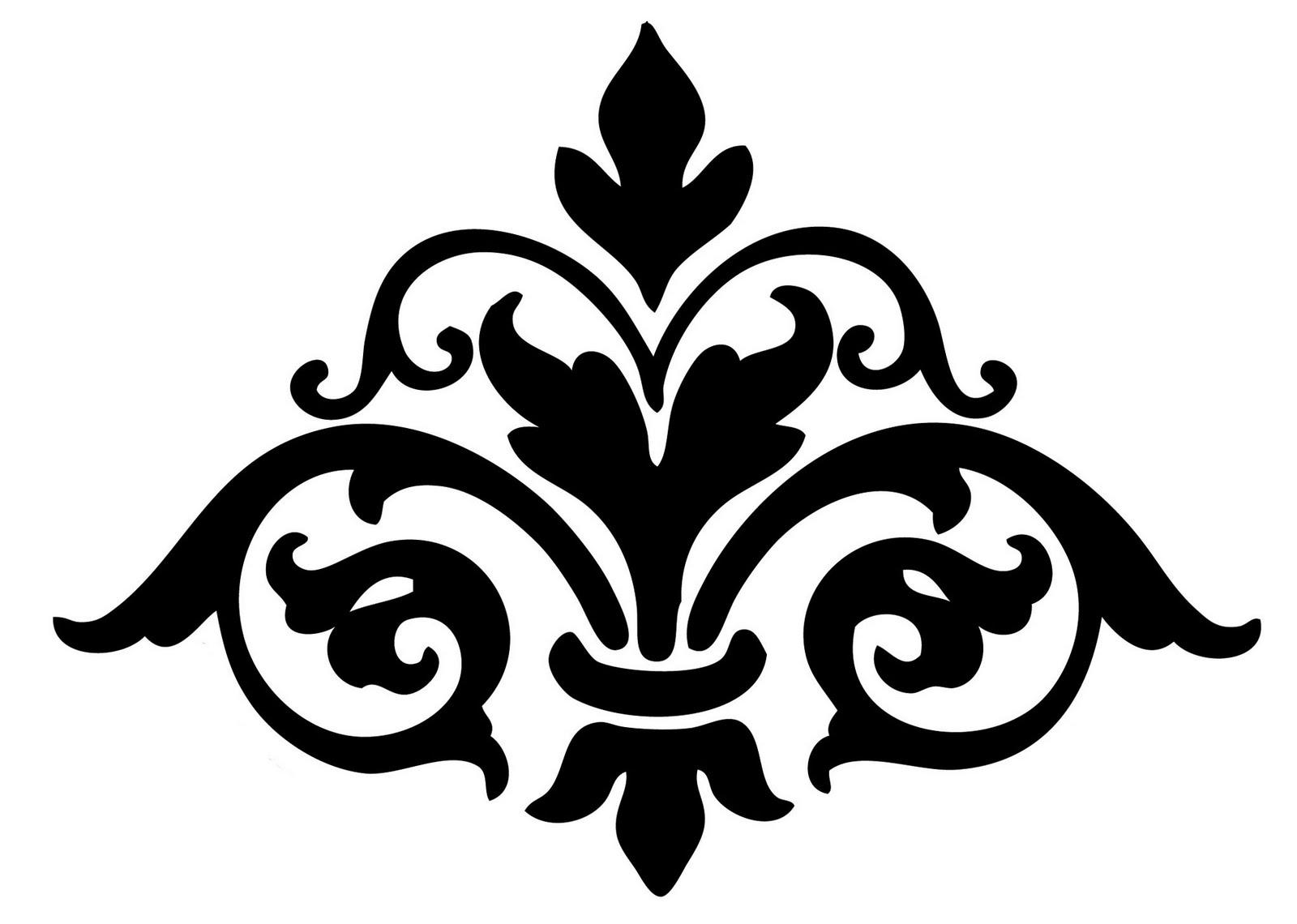 picture about Fleur De Lis Stencil Printable identified as Printable Fleur De Lis Stencil -