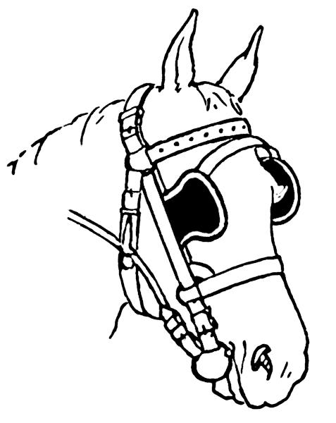 Harness Racing Clip Art