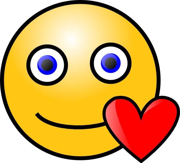 A Smiling Face - ClipArt Best