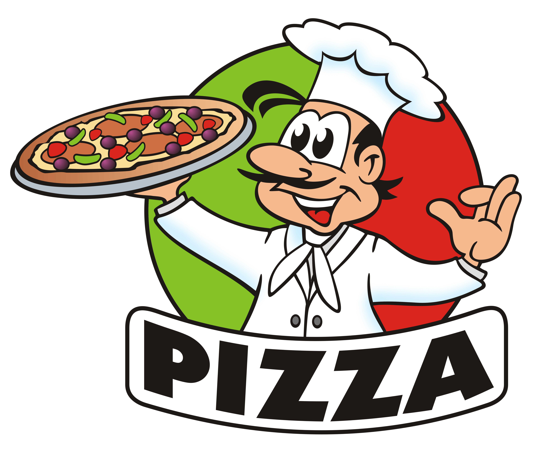 free clipart pizza man - photo #7
