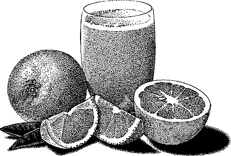 lemonade clipart black and white - photo #49