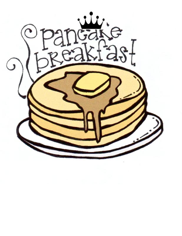 Pink Pancake Breakfast...