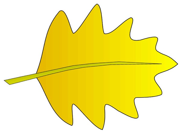 Autumn Leaf Clip Art - ClipArt Best