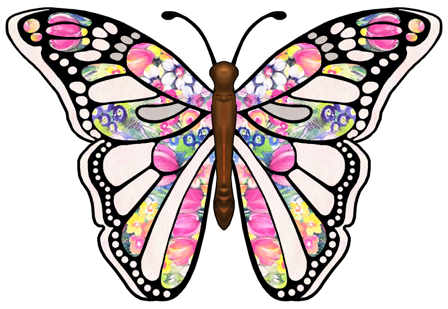 77 images of Pictures Of Butterflies . You can use these free cliparts ...