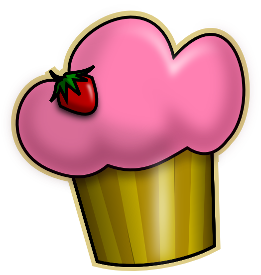 Cupcake Clipart Free - Cliparts.co