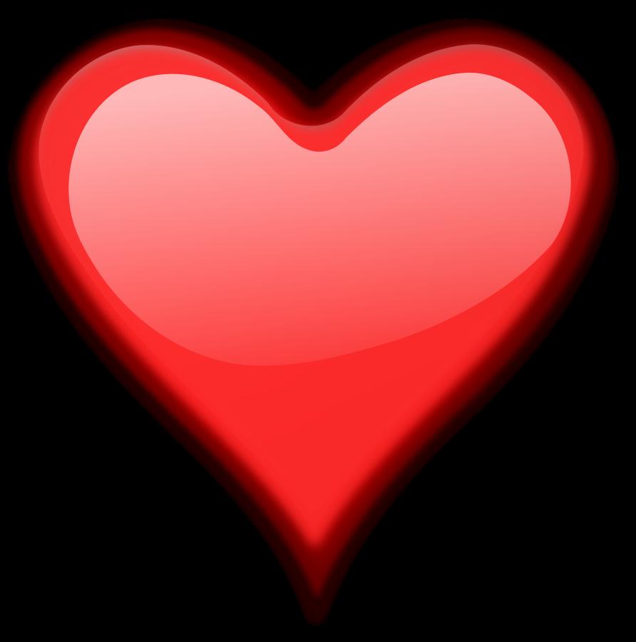 Heart Clipart Vector - ClipArt Best - ClipArt Best