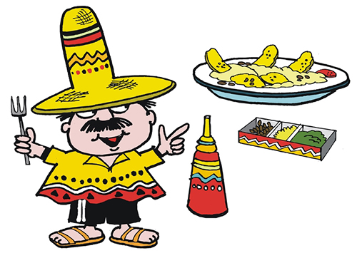 funny mexican clipart - photo #15