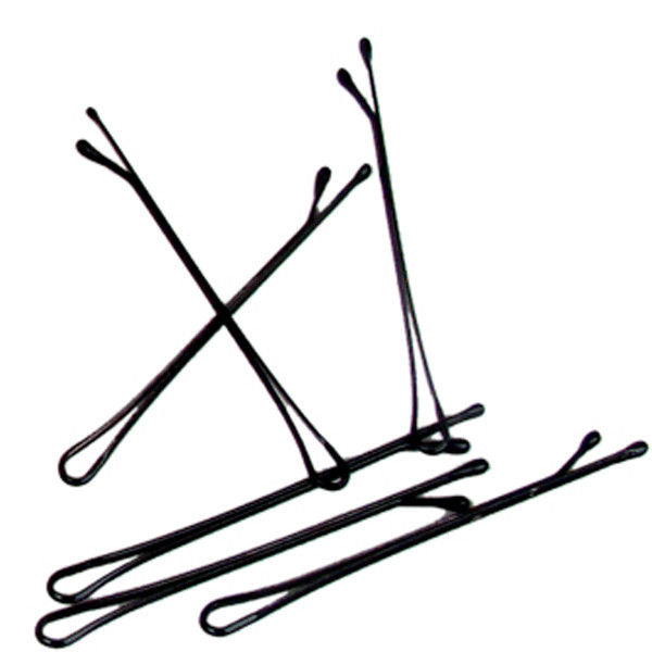 OEM Iron Hairdressing Girls Salon Hair Pin Clips with Heat Resistance: cliparts.co/hairdresser-clips