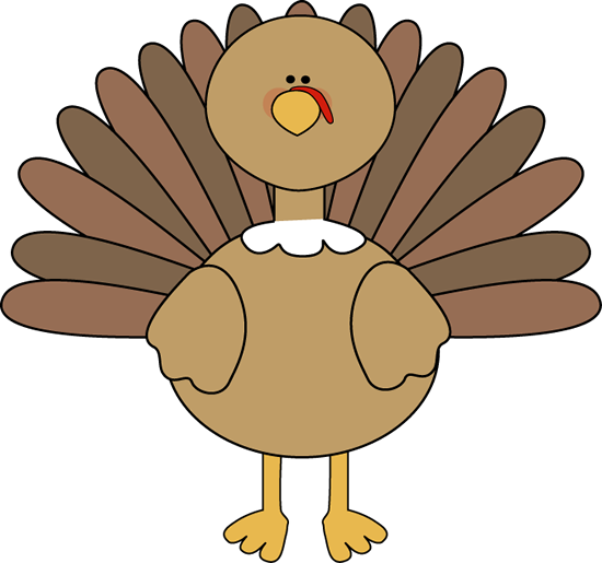 Cute Turkey Clip Art - Cliparts.co