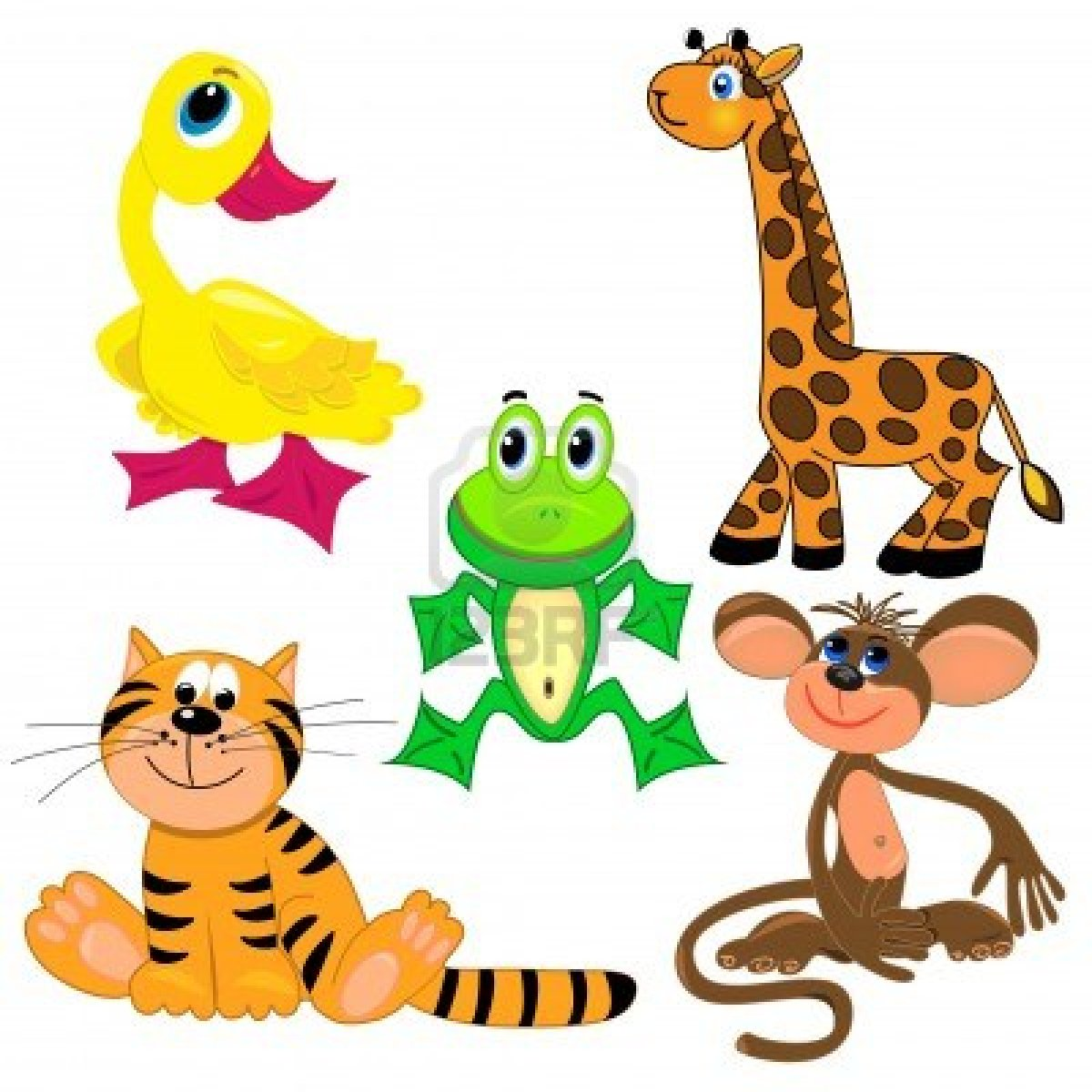 Amazing Clip Art: Zoo Animals Clipart For Kids