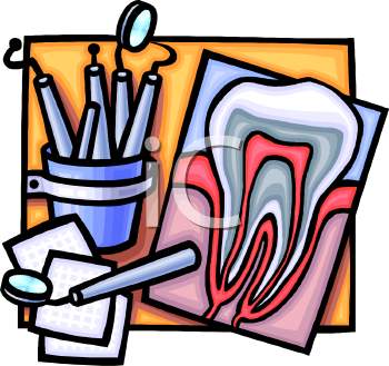 Dental Hygiene And Periodontal Health Clipart - Free Clip Art Images