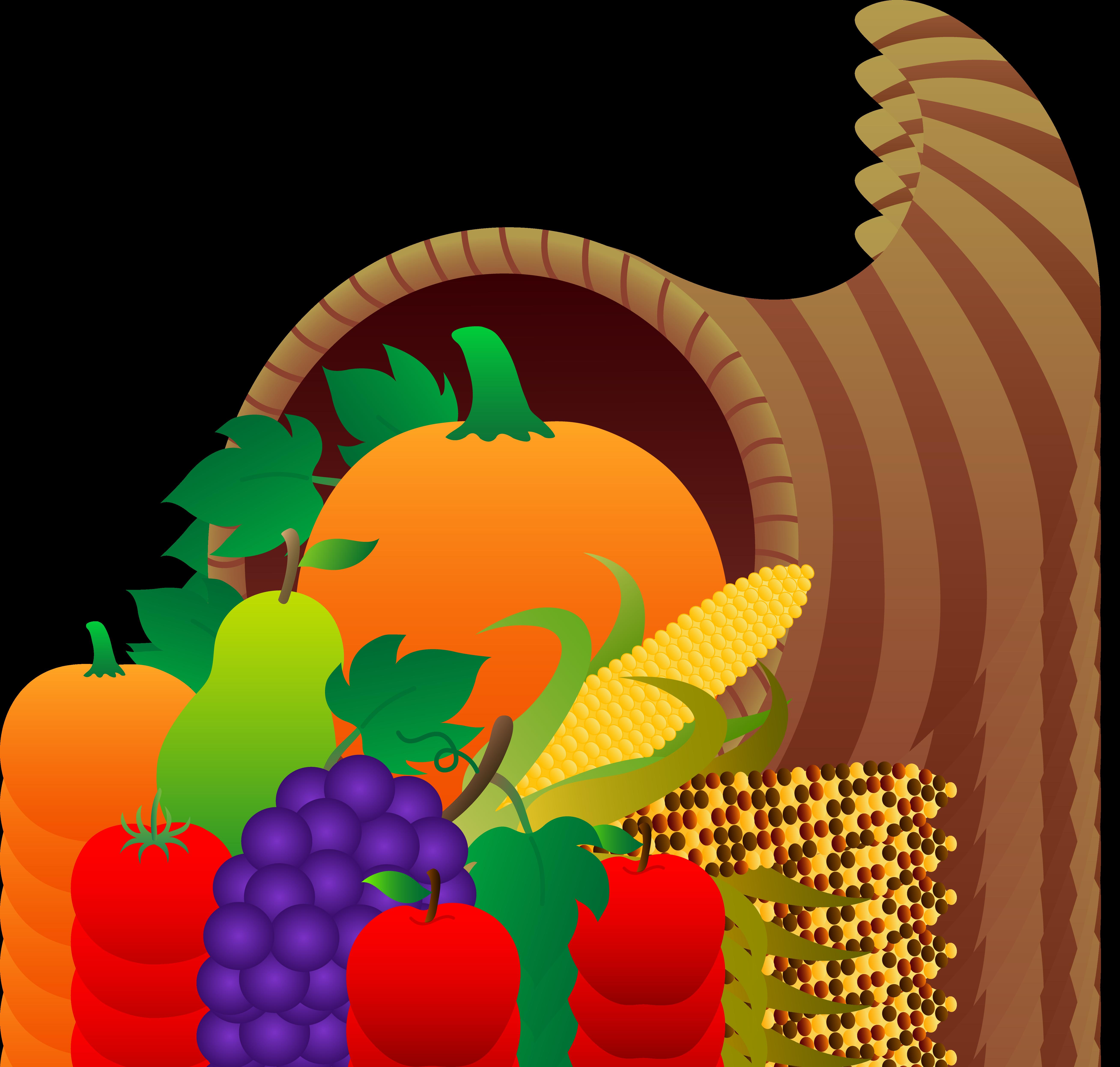Fruit Basket Art Ideas : Fruit basket clip art cliparts