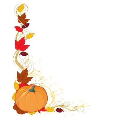 Thanksgiving Clip Art Border - Cliparts.co