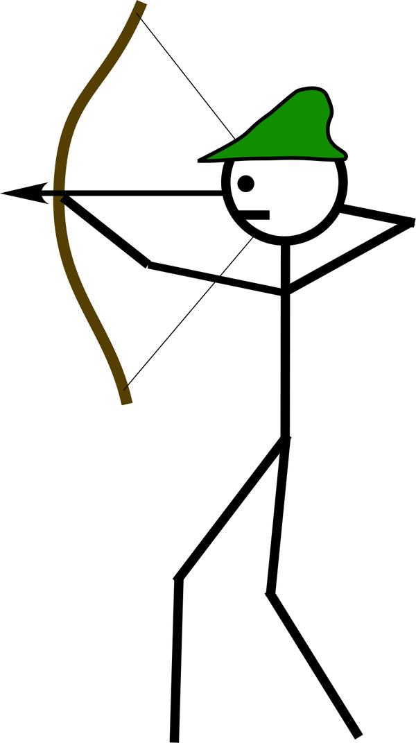 Happy Stick Figure - C...