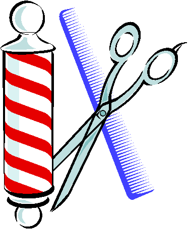 Free Barber Pole Clipart - Cliparts.co
