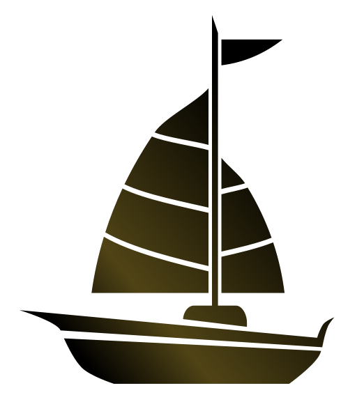 Clipart Of Sail Boat - ClipArt Best