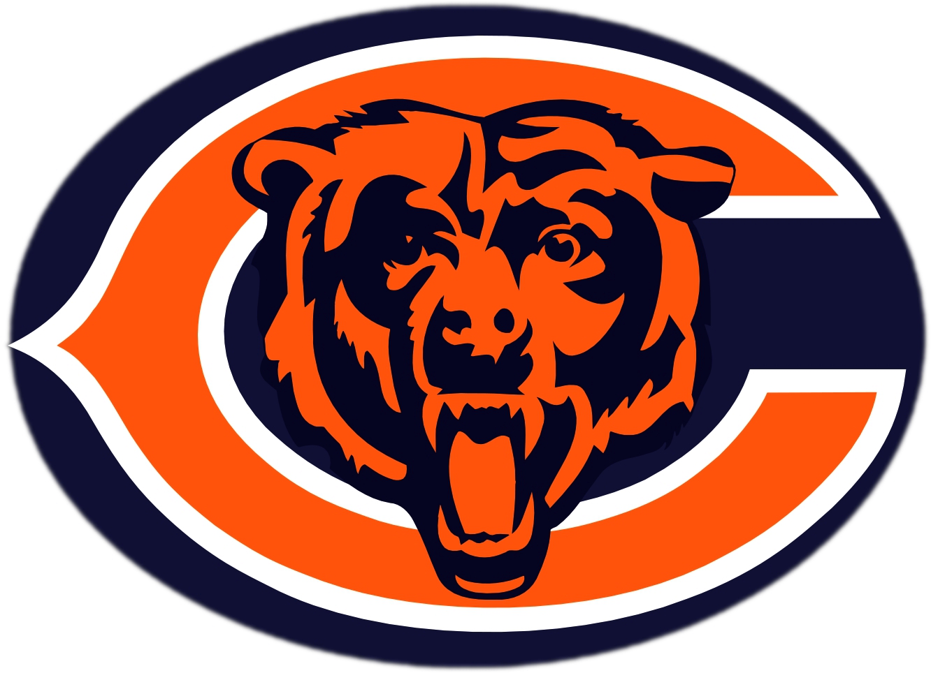 Pix For > Chicago Bears Logo Png
