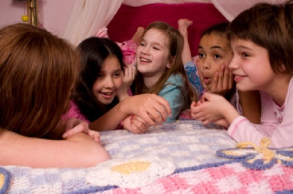 It's an FYA Slumber Party, and You're Invited! | Forever Young Adult
