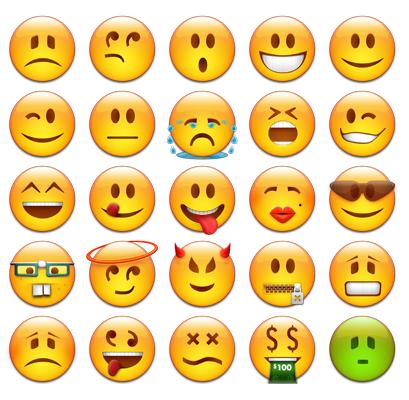 Gambar Emoticon Clipartsco