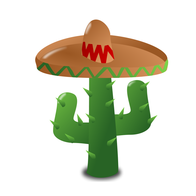 clip art mexican hat - photo #31