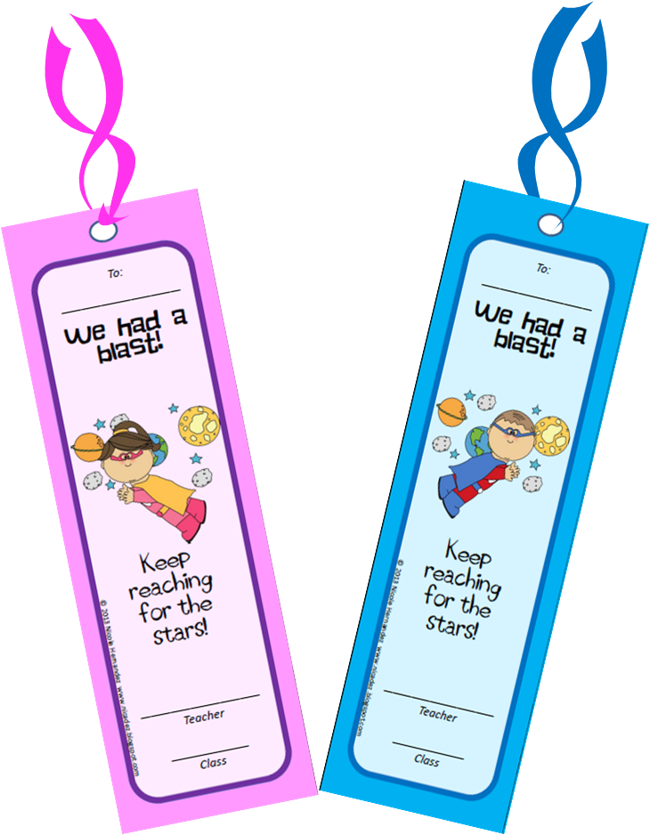 Free Clip Art Bookmarks