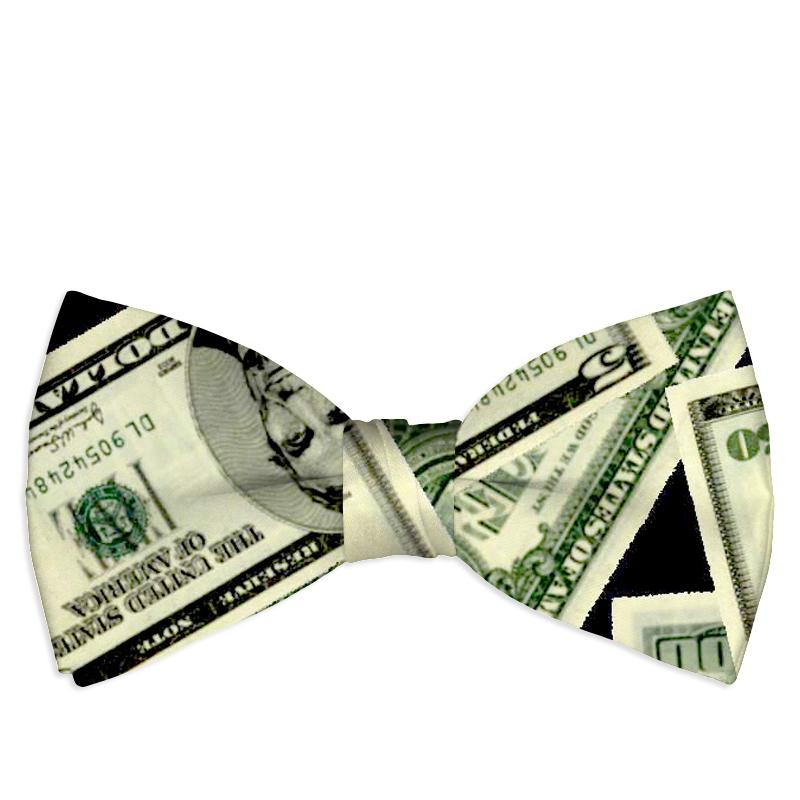 Money Bow Tie - Cliparts.co