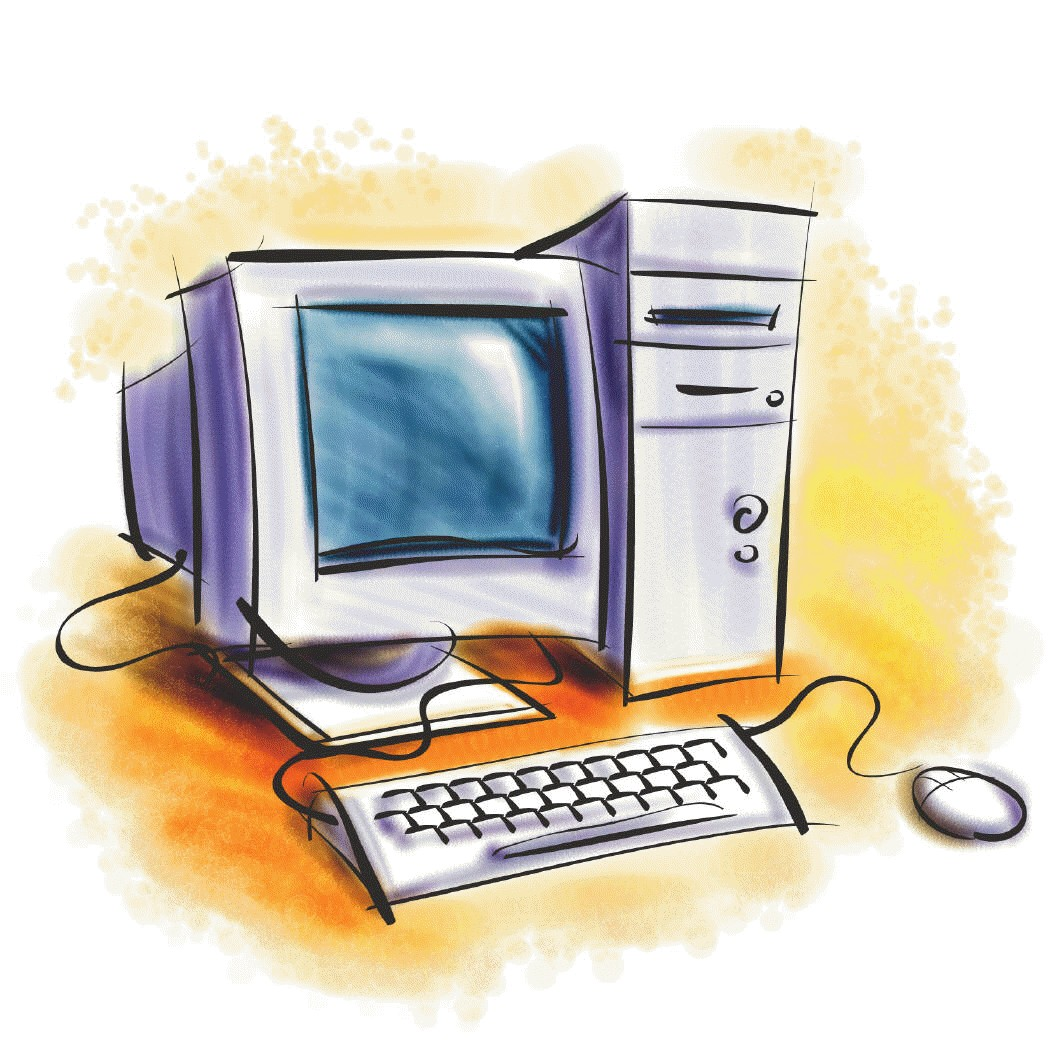 computer clip art funny - photo #21