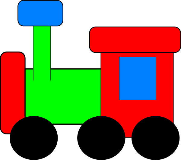 Free Clip Art Train - Cliparts.co