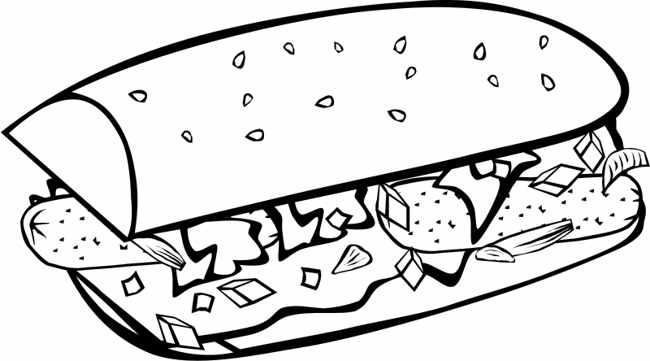 2014 fast food coloring pages for preschoolers coloring point wallpaper koleksi fast food clip art