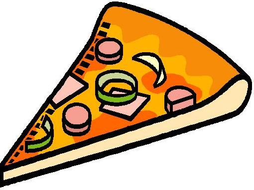 cheese pizza clipart free - photo #9