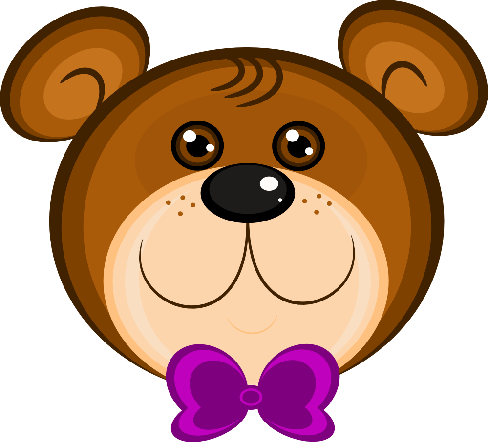 clipartist.net » Clip Art » teddy bear scalable vector graphics ...