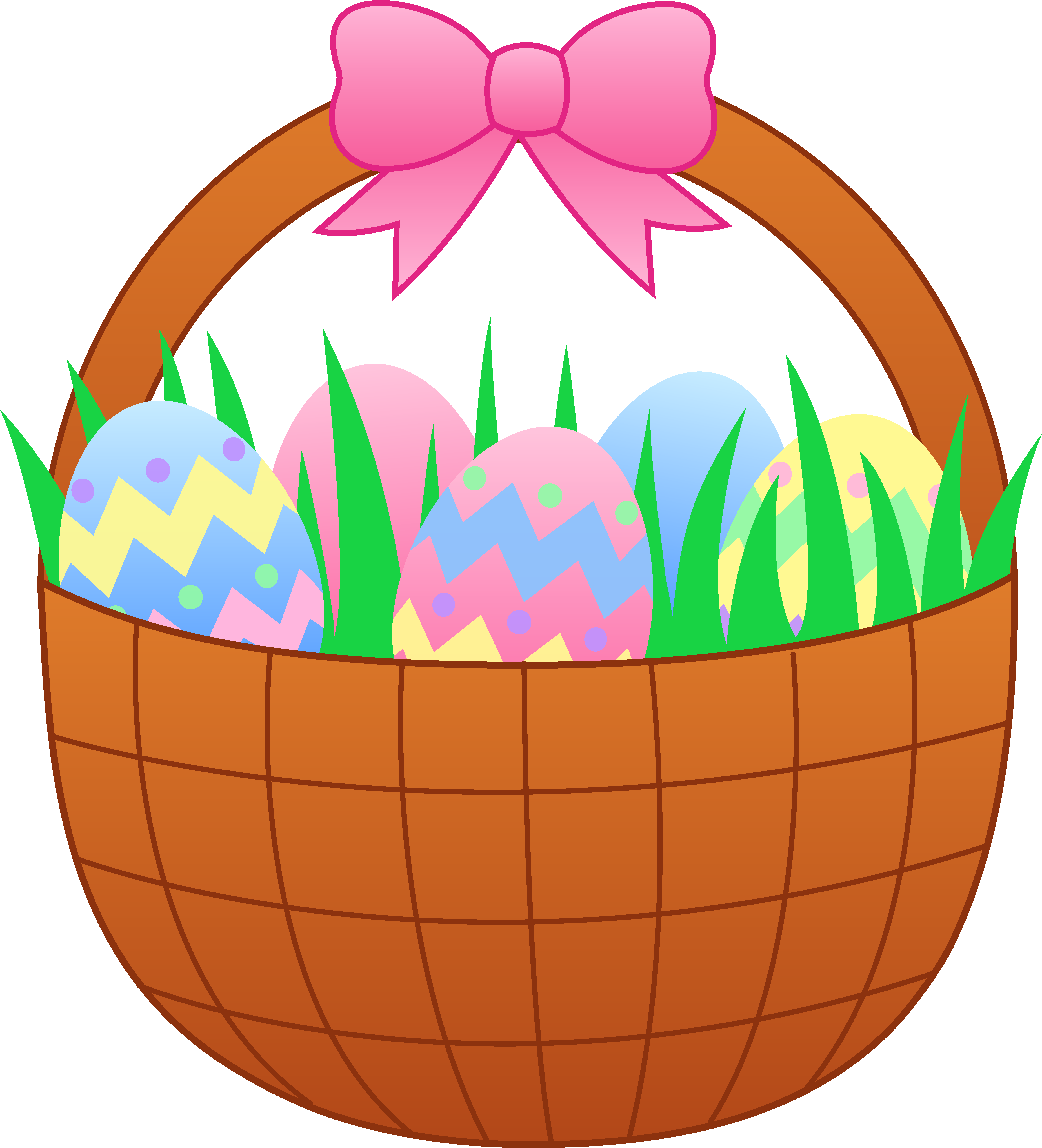 free clipart of easter eggs - photo #42