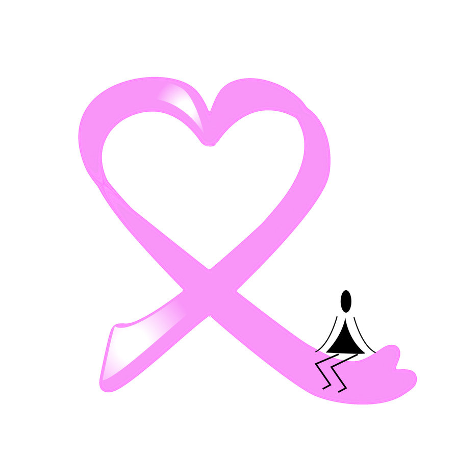 Cancer Ribbon Picture | Breast Cancer Ribbon With Wings Clipart ...