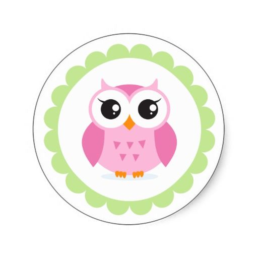 Pink Owl Clip Art | fashionplaceface.