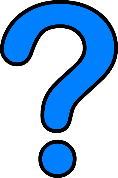 Questions Clipart Animation Large Question Mark - ...