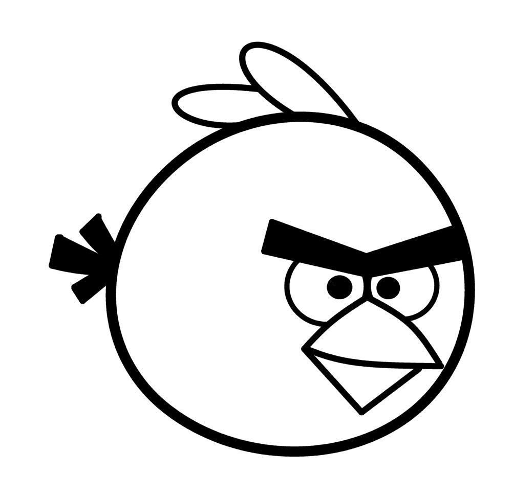 Easy Bird Drawing For Kids | www.imgkid.com - The Image ...