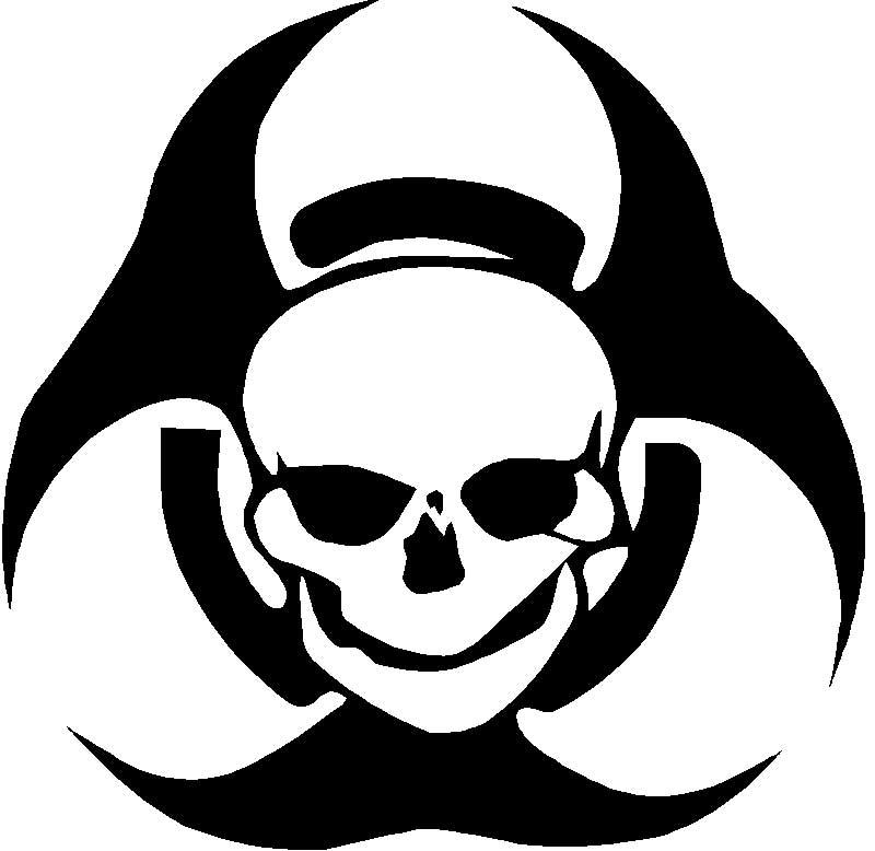 Clipart Hazard Symbols