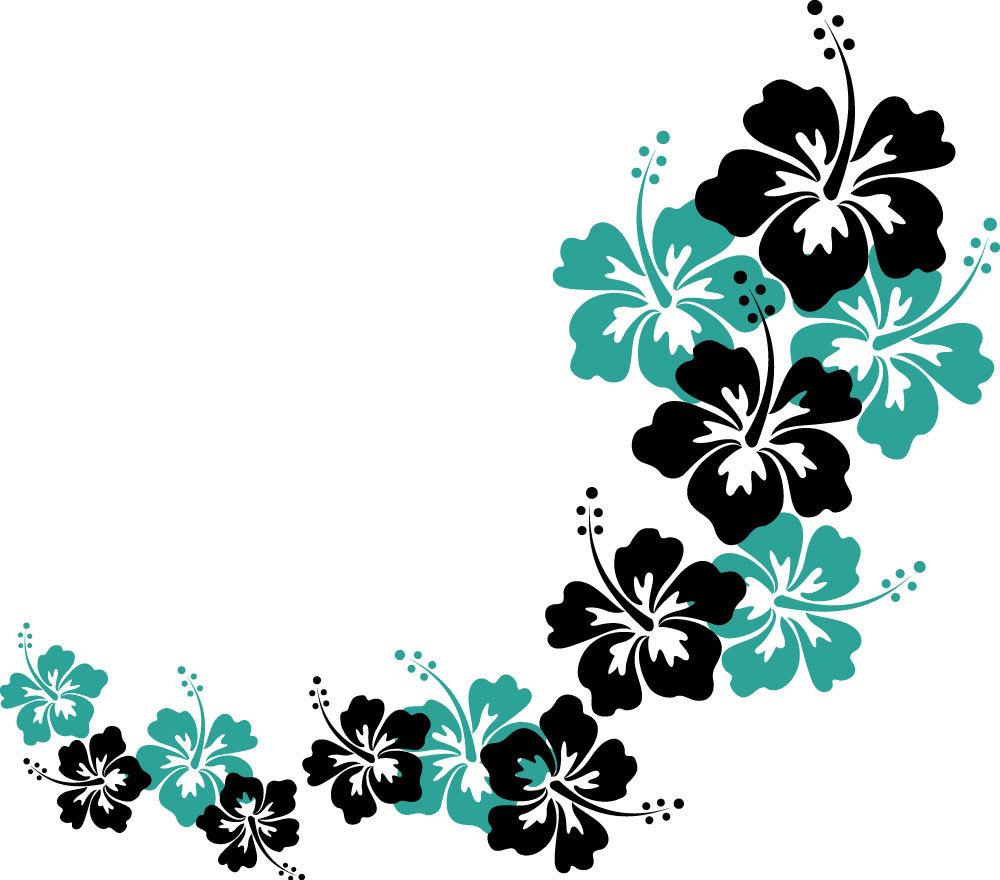 Hibiscus flower designs cliparts hibiscus decor vinyl designs 2014 life quotes izmirmasajfo