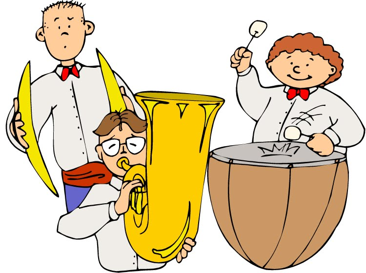 band concert clipart - photo #12