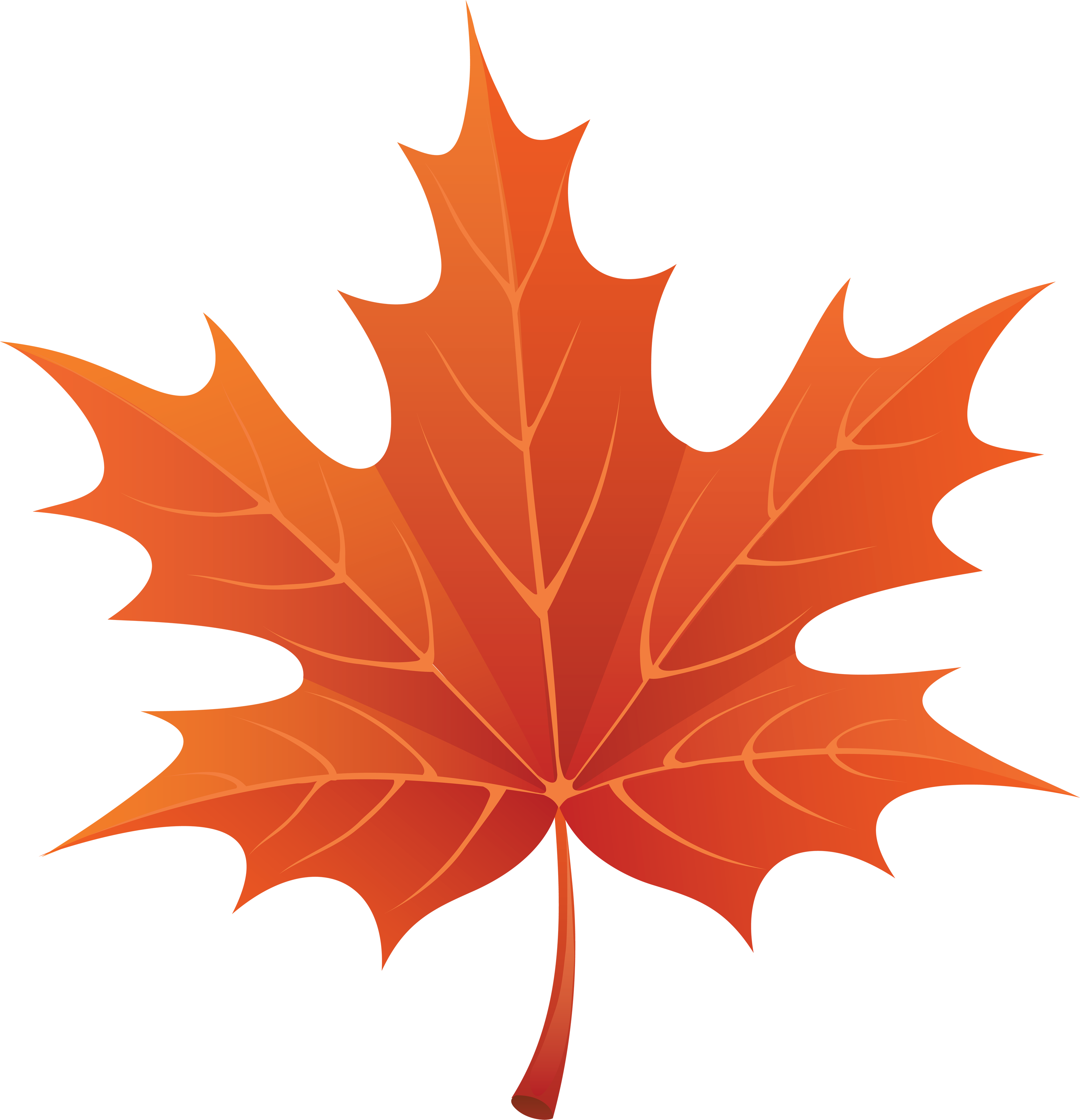 Maple Leaf Art - Cliparts.co