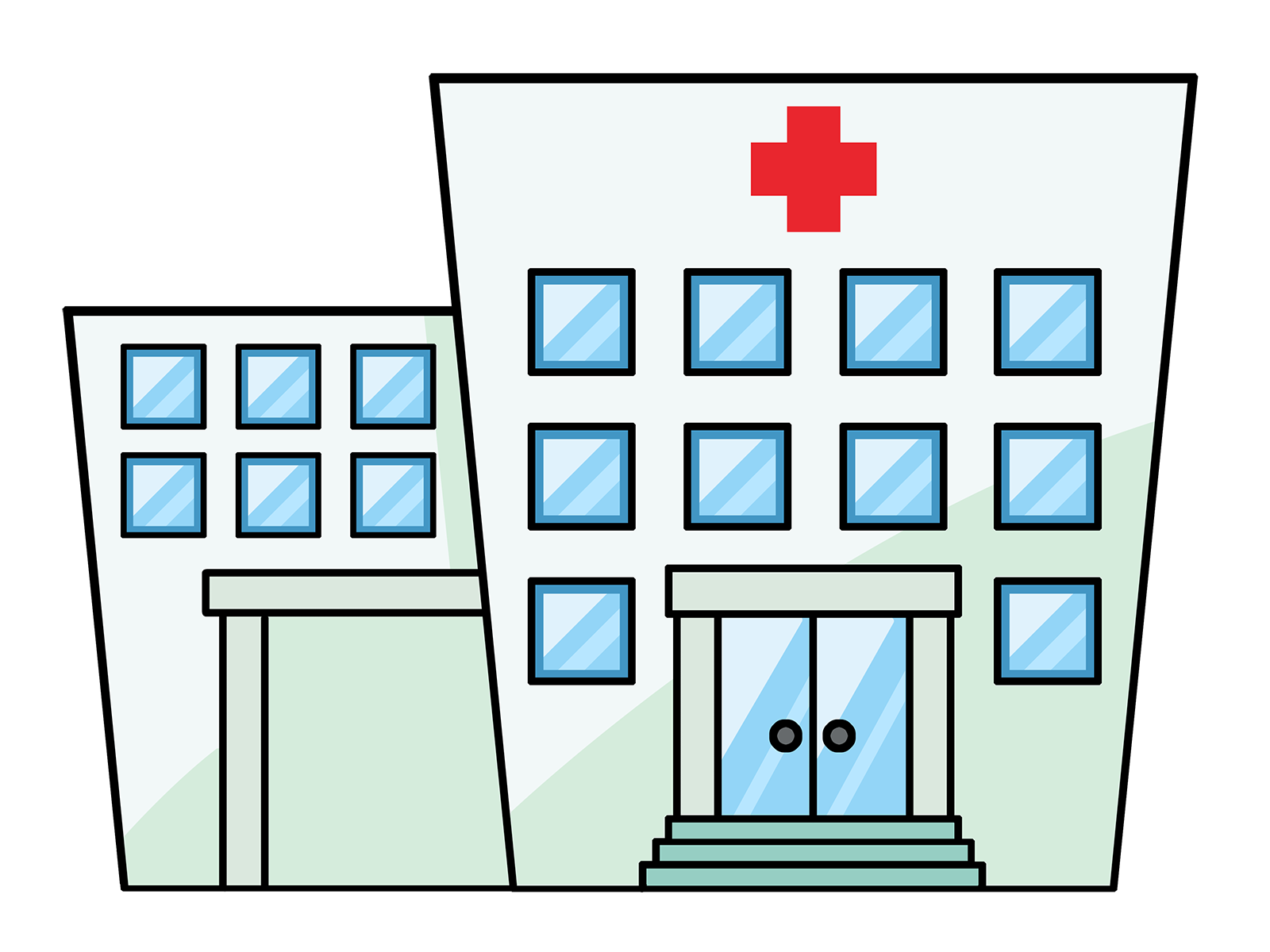 Free to Use & Public Domain Hospital Clip Art