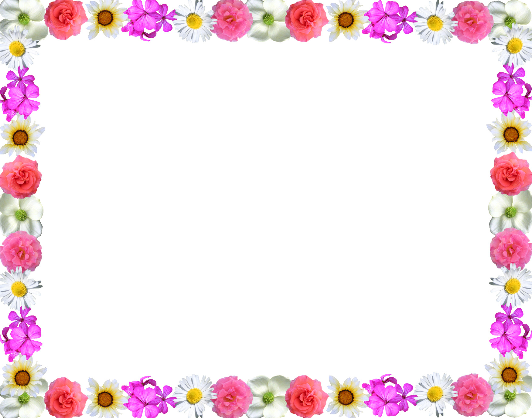 Free Page Border Templates - Cliparts.co