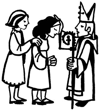 Catholic Confirmation Clip Art Confirmation class clipart