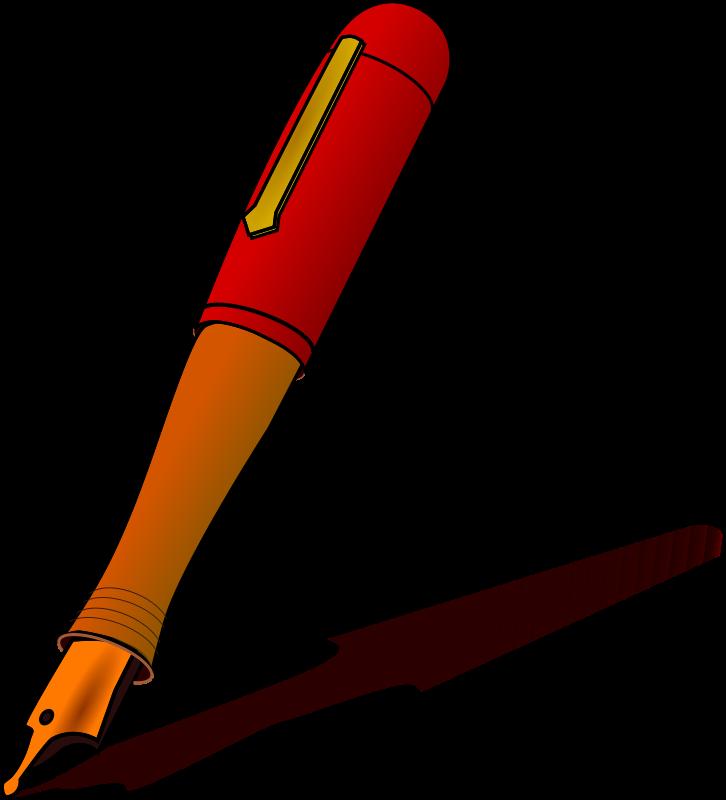 Quill Pen Clip Art - Cliparts.co