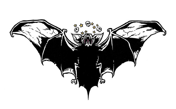 Bat Tattoos Designs And Ideas Page 49